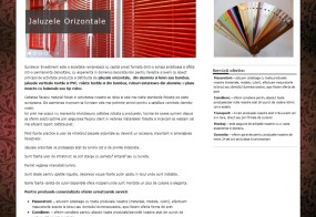 www.ofertejaluzeleorizontale.ro