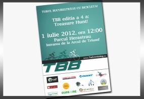 """Afis: """"TBB- Editia a IV-a"""""""
