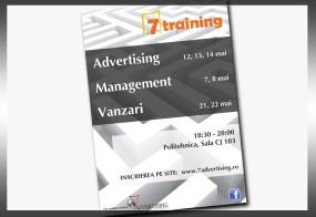 """Afis: """"7Training-Management"""""""