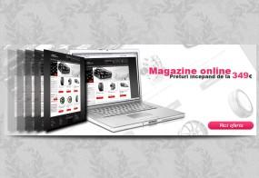 Banner Pret Magazin Online