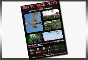 """Afis: """"TBB te face pilot"""""""