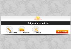 Banner servicii