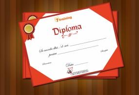 Diploma rosie
