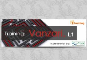 Banner vanzari