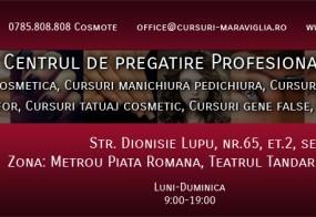 Cover Centrul de pregatire Maraviglia