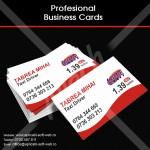 Carti de vizita profesioanale