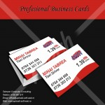 Profesional Business Cards